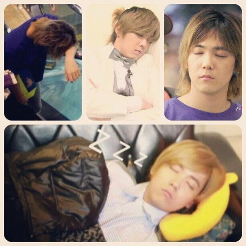 yangmatoyz:  Poor Hongstar….he has been working really hard Fighting my hongchan♥ #LeeHongKi #HongKi #HongStar #FTIsland