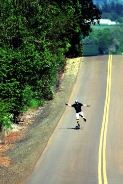 livelifedownhill:   Seismic team rider Brandon Desjarlais can 1 foot manual for days! Can you?