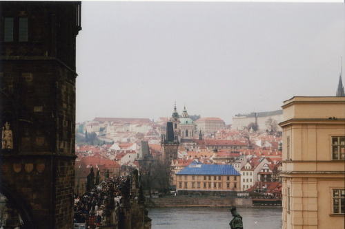prague by ingeborg klarenberg