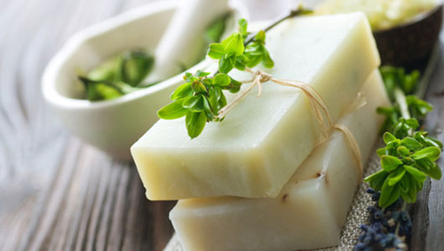 Easy homemade soapUse this simple recipe and you'll be lathering up with your own soap in no time.
