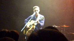 Robert Ellis, Shepherd's Bush Empire, London