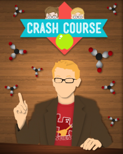 thelonglostlang:  In celebration of the new Chemistry Crash Course! Working on Edits in this new style! I'd like to do one every few days, so please message me your favorite celebrities or characters for ideas!