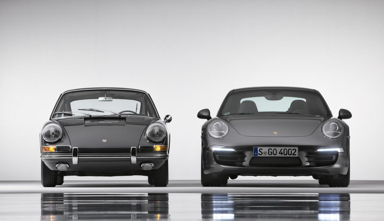 The Porsche 911: An ode to iteration