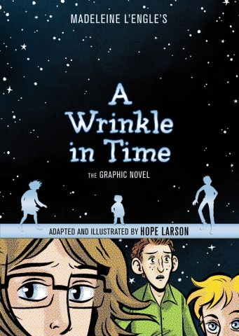 dragonbreaths:  hellogiggles:  ITEM OF THE DAY: A WRINKLE IN TIME: THE GRAPHIC NOVEL by Rachael Berkey http://bit.ly/11VlXDc  JULIANNA.