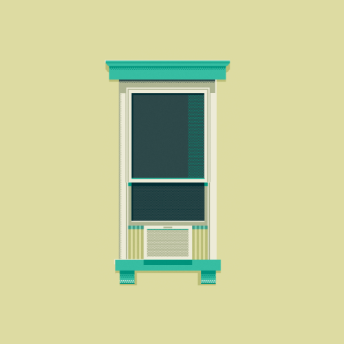 A simple vision of the Windows of New York. A beautiful visual narrative of this town by Jose Guizar.