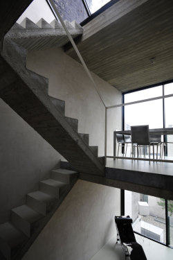 justthedesign:  Staircase At The Nest by Crepain Spaens Debie Architecten