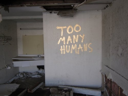 Too Many Humans