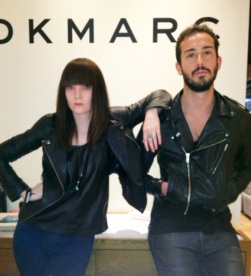 Courtney Shoudis + Mark Rubenstein @ Bookmarc LA