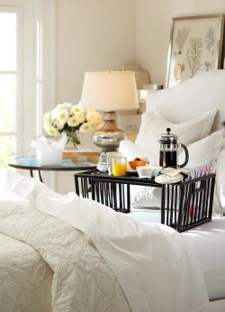 Celebrate mom with breakfast in bed