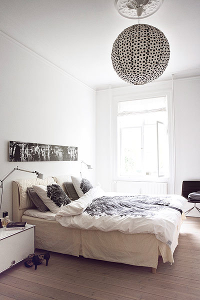 bedroom//danish