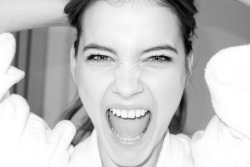 terrysdiary:  Barbara Palvin at my studio.