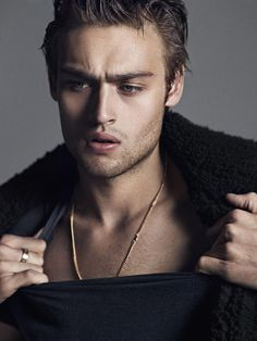 Douglas Booth for Hunt...