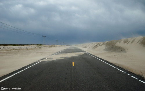 State Road 12, Ocracoke Island, North Carolina