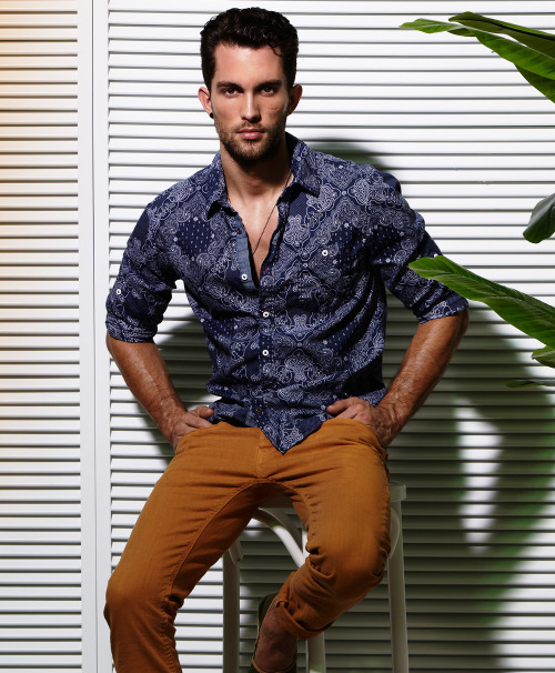 mensfashionworld:  SUITEBLANCO Spring/Summer 2013