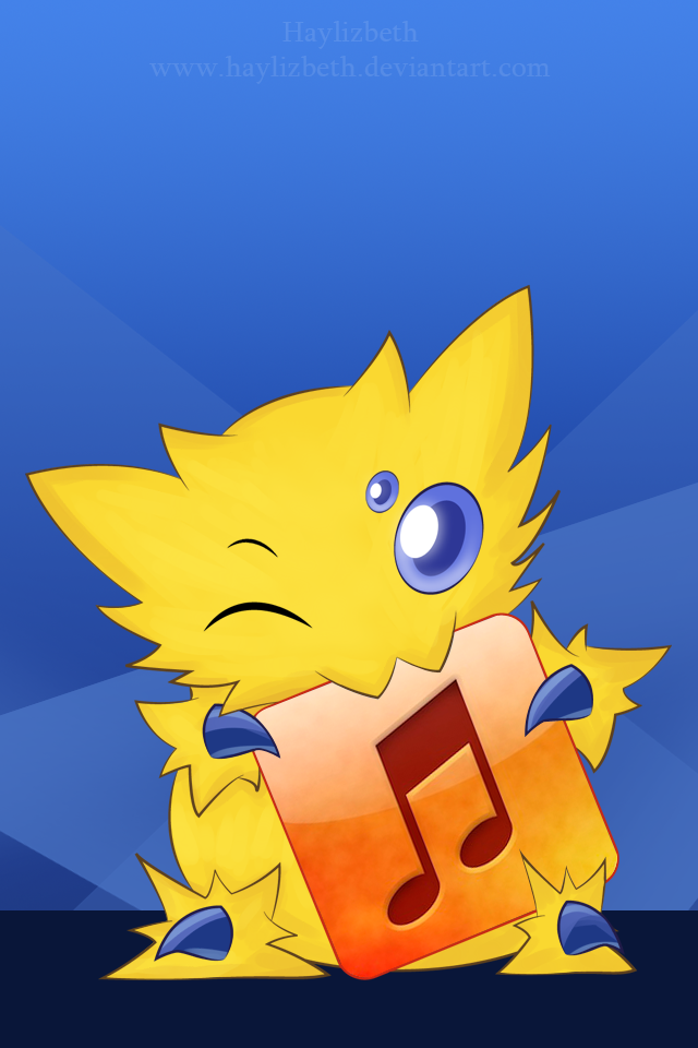 pokemon-kawaii:  Joltik is my favourite Pokemon, so expect to see a lot of him.