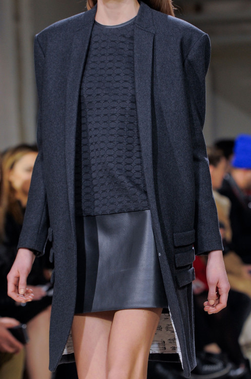 oncethingslookup:   Hexa By Kuho Fall 2013 RTW
