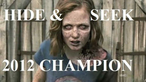 Hide & Seek 2012 Champion