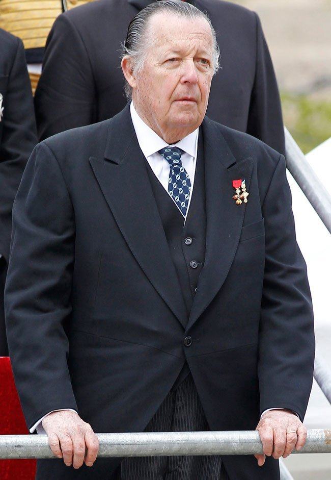His Royal Highness the Infante Don Carlos, Duke of Calabria (1938-2015)