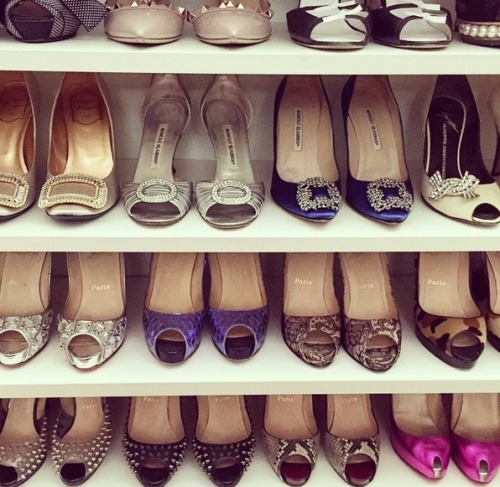 shoe lover shoe addict shoe goals shoe game shoe closet manolo blahnik christian loubotin shoes giuseppe zanotti christian louboutin