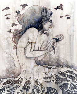 artmonia:  Fester by Kelly McKernan