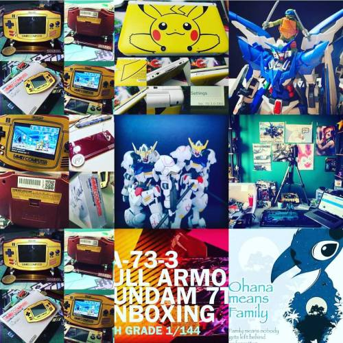 Wow I got a lot more likes this year than last year xD a lot of people liked the famicom GBA's lol. #2016bestnine