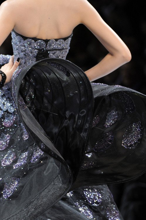 orlandaspleasure:  Christian Dior Fall 2008 Couture
