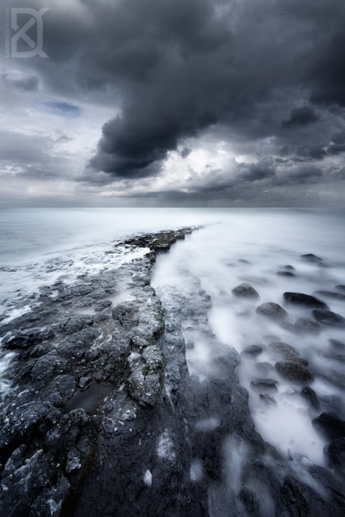 unwrittennature:  Curve (by  David.Keochkerian )
