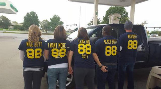 Image result for michigan butt picture