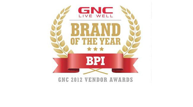 BPI Sports Recognized as GNC Brand of the Year Men's Fitness - Sports, Fitness, Health, Nutrition, Style and Sex