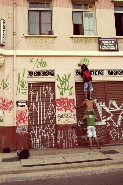 riskrisk:  DEM gangue in Chile by Evol_DEM on Flickr.