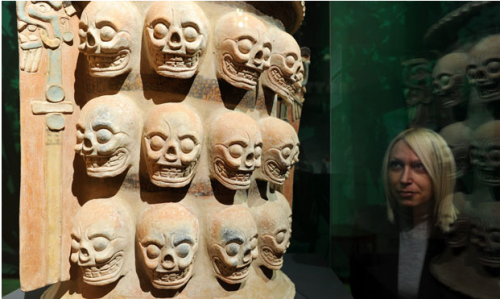 End of the world – The Guardian's live blog Today the Maya Long Count calendar reads '13.0.0.0.0' ('thirteen b'aktun') for the first time in 5,125 years, believed by some to mark the end of civilisation. Our correspondents report preparations for the apocalypse around the world, and speculate about how and when the Earth will meet its inevitable doom. The world will not end today, but it's only a matter of time …  Check it for LIVE Updates about the end.