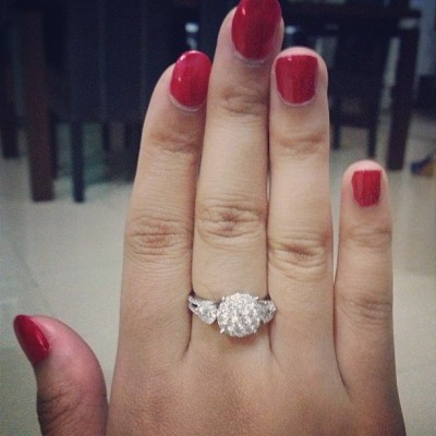 Every women favorite thing! 💍💎 #diamond #ring