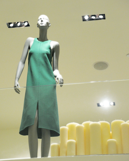 Pre-Spring 2013. Calvin Klein Collection, Madison Avenue. NYC, January 2013. Photo © Billy Farrell/BFAnyc.com