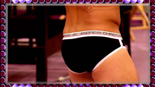 New Get the Look: RuPaul's Drag Race shows off Andrew Christian Del Mar Briefs http://www.underwearexpert.com/2013/02/get-the-look-rupauls-drag-race-pit-crew-underwear-ep-4-2013/