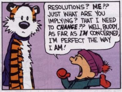 Sunday morning comics: Fuck New Year's resolutions