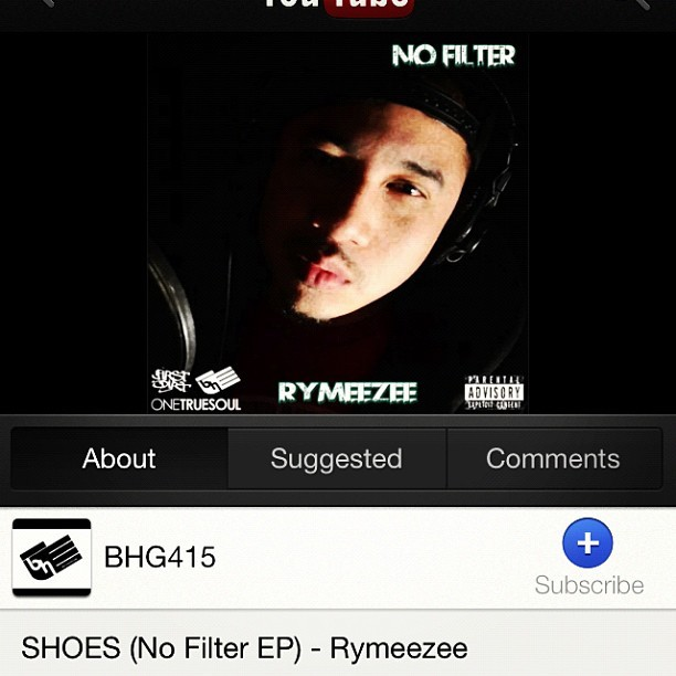 #NewVisual by: @Rymeezee droppin at Noon. subscribe to our #YouTube #Channel » BHG415 « #StayTuned #Teambackhand #FirstDirt
