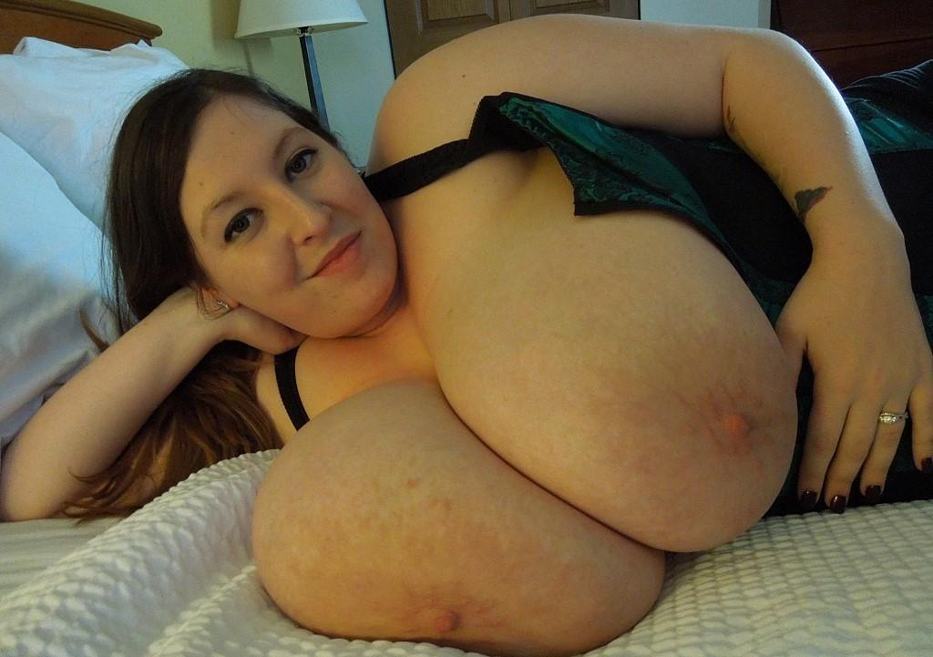 Enormous tits