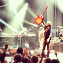 Tom Petty closing Night 1 of the Beacon Theater run