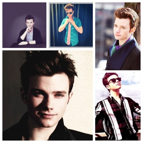 neglectedlegend:  Chris Colfer