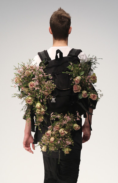 love, fashion, men, jw anderson, floral, backpack and j'adore….