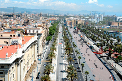 pointlesslinks:  Barcelona  what about a Easter destination?