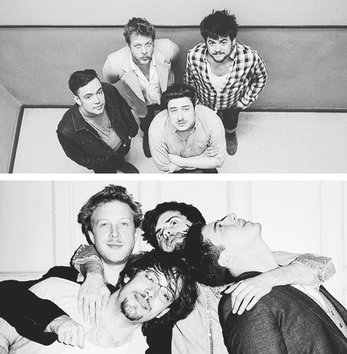 favorite artists - mumford & sons