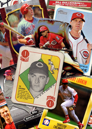 Cincinnati Reds checklists