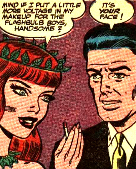 superdames:   —Batman #181 (1966) by Robert Kanigher & Sheldon Moldoff, inked by Joe Giella