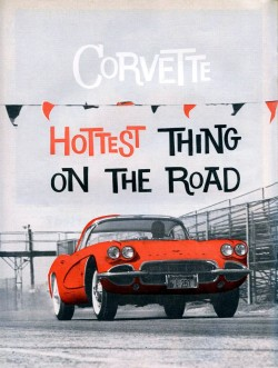 prova275:  Hottest…  1961 Corvette road test