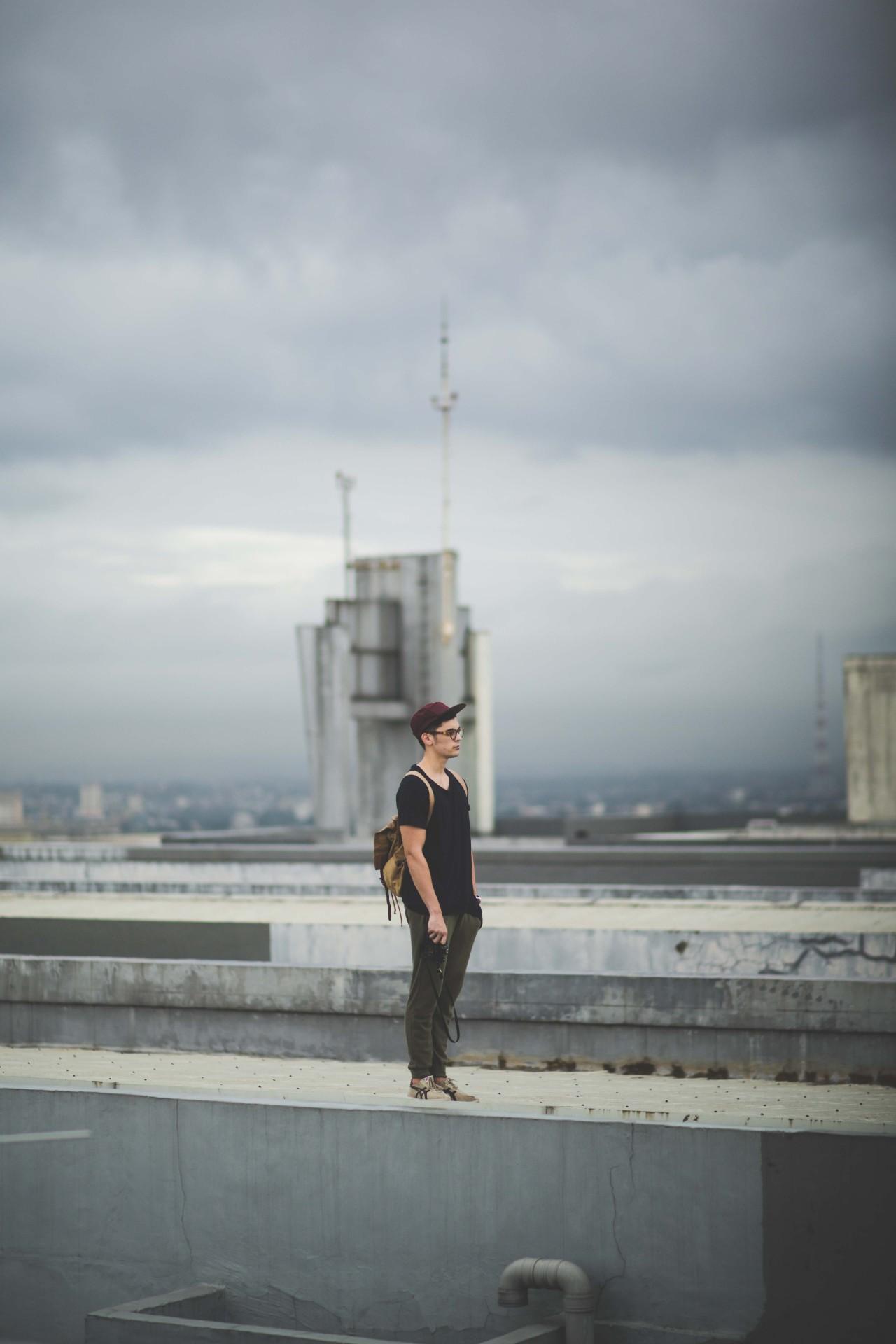 rooftop relative.