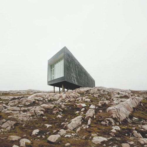 definitelydope:  Mysteries of Fogo Island