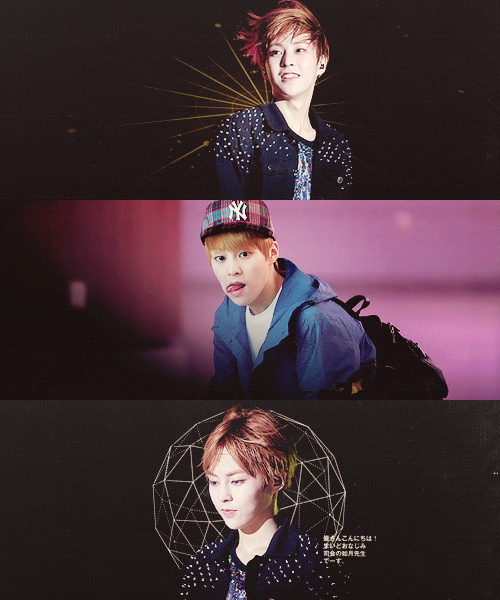 xiumin for xiumintyfreshh & miinshuo