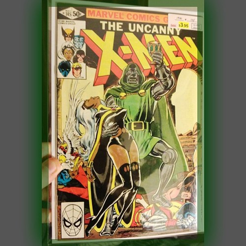 Anyone care what I did buy at this point? Lmao! #backissues buy #1: #UncannyXMen #145 #1981 #DrDoom! #comics #marvel #nerd #geek #lcs #comicshop #bookeryfantasy The #Xmen featuring: #storm #colossus #wolverine #nightcrawler #angel defeated!