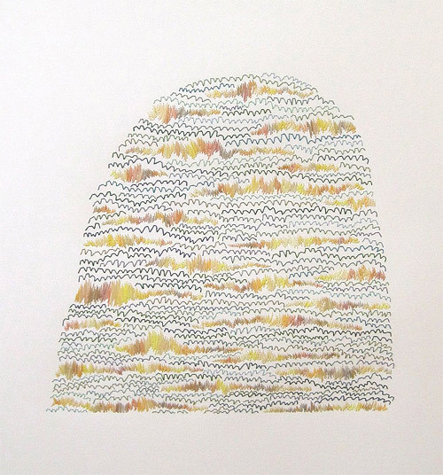 booooooom:  Beautiful embroidered works by Emily Barletta.